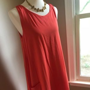 NWT Orange Sundress